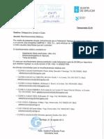 Circular recoñecementos médicos FGB