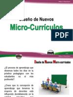 Socialización Nuevos Microcurriculos
