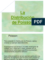 10 CEP - Distribución de Poisson