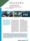 CS016Ben_Steel_flowmeter Blast Furnace Application