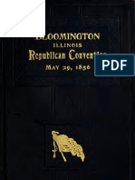 Bloomington Republican Convention