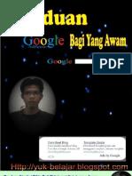 Panduan Google Adsense Bagi Yang Awam