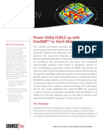 Sourcefire Customer Case Study- Electric Company (Anonymous Case Study)