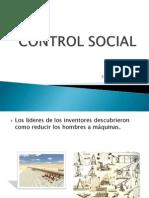 Legado Control Social