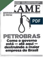 Revista Exame Fev2013 CAPA PETROBRAS
