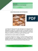 Módulo 1 caracterización del sector financiero