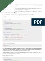 Java Overriding