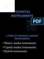 financialmarketinstruments-090619102507-phpapp01