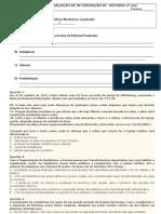 AVALIAÇÃO DE RECUPERAÇÃO DE HISTÓRA 2 E 3 ANO