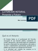 Funcion Notarial
