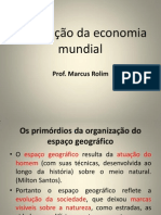 A Evolucao Da Economia Mundial