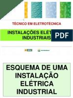 02 - Instalações Elétricas Industriais -Esquema de uma Instalação Elétrica Industrial