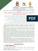 TUGLIE-Sannicola PROGRAMMA CORSO - Revisione 6 Incorporata