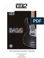 NI Kontakt Vir2 BASiS Manual Part 2