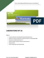 LABORATORIO Nº 10 studio