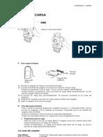 14-Bateria y Carga-Manual de instrucciones Estación Total TOPCON GPT 2006