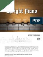 NI Kontakt Upright Piano Manual
