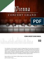 NI Kontakt Vienna Concert Grand Manual