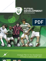Irish Futsal Plan