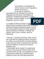 Buenas.docx Regulador de Aamperaje