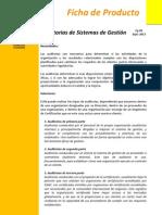 fg-04 auditoras sistemas gestin