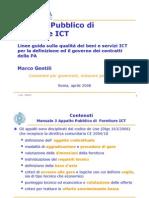 5 Appalto Pubblico Di Forniture ICT 0408