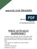 Bhopal Gas Tragedy(1-5)