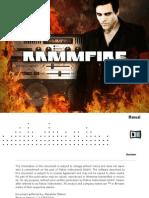 NI Rammfire Manual English