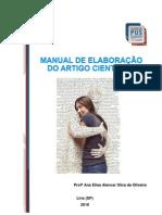 Manual de Elabora__o de Artigo Cient_fico