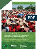 Via Campesina. Lucha Contra Monsanto