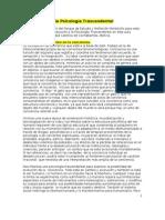 Introduccion a la Psicologia Trascendental.doc