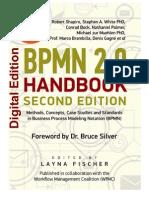 White Bpmn2 Process Bookmark Web