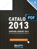Dinafem Seeds Catalogue 2013