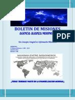 Boletin de Misiones 30-08-2013