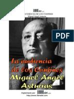 Asturias Miguel Angel - La Audiencia de Los Confines