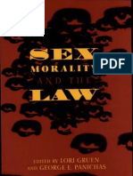 Sex, Morality, And the Law - By Lori Gruen, George E. Panichas