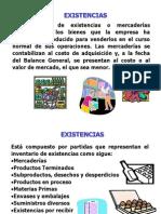 PPT 3 Existencias