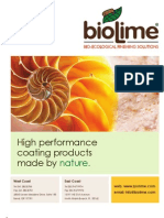 Biolime Brochure Nov 2010