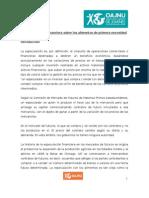 Paper ECOSOC - La Especulación Financiera sobre los Alimentos de Primera Necesidad (1)