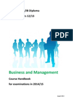 Course Book Business and Management
