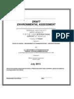 NEPA Environmental Assessment