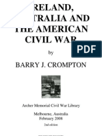 Ireland, Australia and the American Civil War