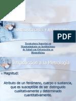 TR 2010 UN1 Metrologia