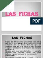 FICHAS 2012