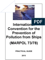 MARPOL Practical Guide 2013