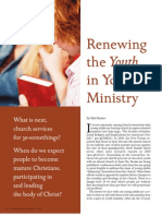 Renewing Youth