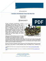 20130828 hspi issue brief 22 somalia al shabaab