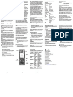 Densitometro Operators Manual En