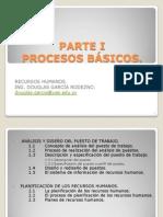 PARTE I. PROCESOS BÁSICOS.
