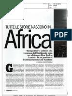 Gli scrittori Afropolitan. Storie che nascono in Africa